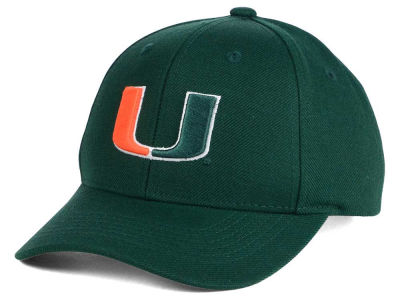 Miami Hurricanes Top of the World NCAA Youth Ringer Cap
