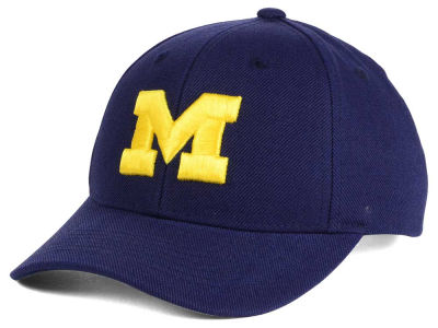 Michigan Wolverines Top of the World NCAA Youth Ringer Cap