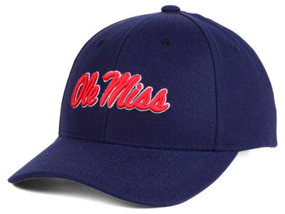 Ole Miss Rebels Top of the World NCAA Youth Ringer Cap