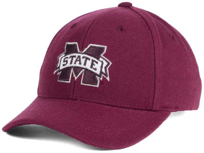 Mississippi State Bulldogs Top of the World NCAA Youth Ringer Cap