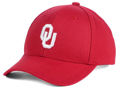 Oklahoma Sooners Top of the World NCAA Youth Ringer Cap