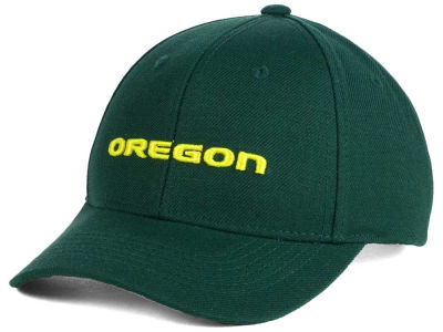 Oregon Ducks Top of the World NCAA Youth Ringer Cap