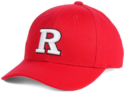 Rutgers Scarlet Knights Top of the World NCAA Youth Ringer Cap