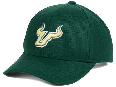 South Florida Bulls Top of the World NCAA Youth Ringer Cap