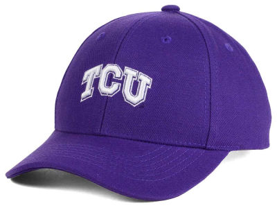Texas Christian Horned Frogs Top of the World NCAA Youth Ringer Cap