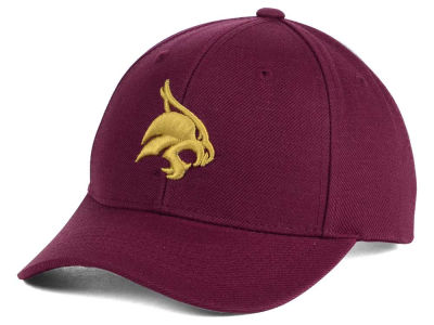 Texas State Bobcats Top of the World NCAA Youth Ringer Cap