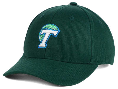Tulane Green Wave Top of the World NCAA Youth Ringer Cap