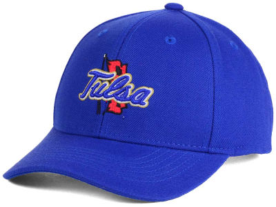 Tulsa Golden Hurricane Top of the World NCAA Youth Ringer Cap