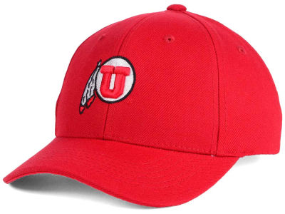 Utah Utes Top of the World NCAA Youth Ringer Cap
