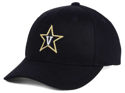 Vanderbilt Commodores Top of the World NCAA Youth Ringer Cap