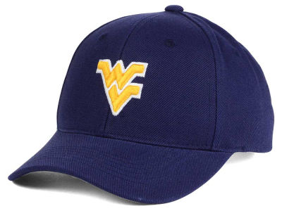 West Virginia Mountaineers Top of the World NCAA Youth Ringer Cap