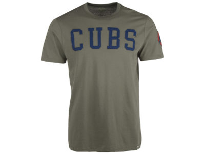 Chicago Cubs '47 MLB Men's Fieldhouse Basic T-Shirt