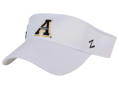 Appalachian State Mountaineers Zephyr NCAA Strongside Visor