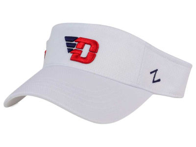 Dayton Flyers Zephyr NCAA Strongside Visor