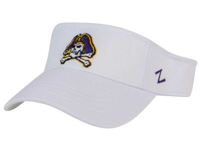 East Carolina Pirates Zephyr NCAA Strongside Visor