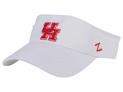 Houston Cougars Zephyr NCAA Strongside Visor