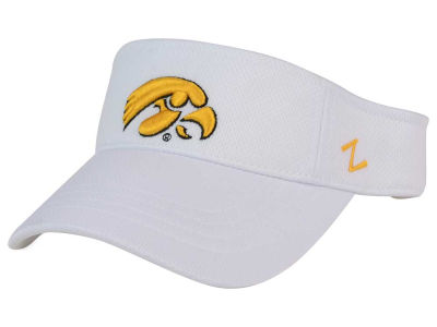 Iowa Hawkeyes Zephyr NCAA Strongside Visor