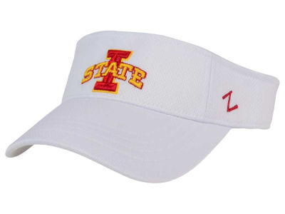 Iowa State Cyclones Zephyr NCAA Strongside Visor
