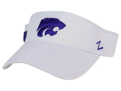 Kansas State Wildcats Zephyr NCAA Strongside Visor
