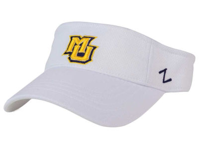 Marquette Golden Eagles Zephyr NCAA Strongside Visor