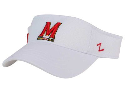 Maryland Terrapins Zephyr NCAA Strongside Visor