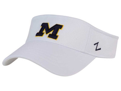 Michigan Wolverines Zephyr NCAA Strongside Visor