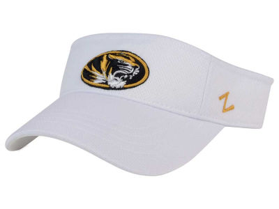 Missouri Tigers Zephyr NCAA Strongside Visor