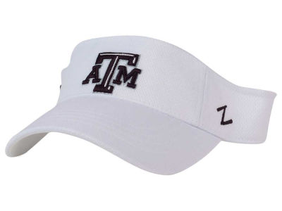 Texas A&M Aggies Zephyr NCAA Strongside Visor