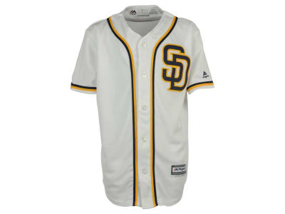 San Diego Padres MLB Youth Blank Replica Jersey