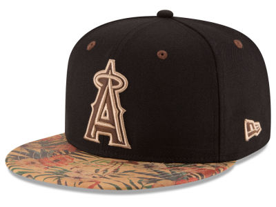 Los Angeles Angels New Era MLB Smoove Trop 59FIFTY Cap