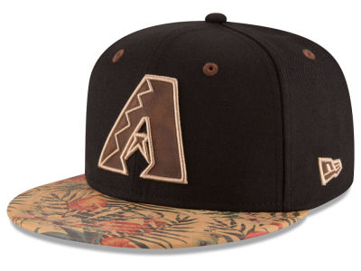 Arizona Diamondbacks New Era MLB Smoove Trop 59FIFTY Cap
