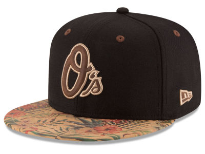 Baltimore Orioles New Era MLB Smoove Trop 59FIFTY Cap