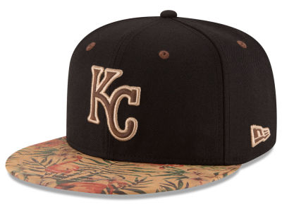 Kansas City Royals New Era MLB Smoove Trop 59FIFTY Cap
