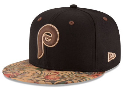 Philadelphia Phillies New Era MLB Smoove Trop 59FIFTY Cap