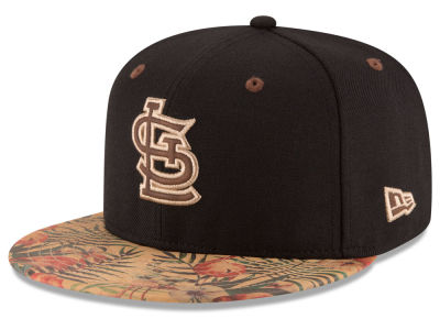 St. Louis Cardinals New Era MLB Smoove Trop 59FIFTY Cap