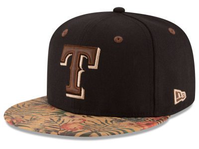 Texas Rangers New Era MLB Smoove Trop 59FIFTY Cap