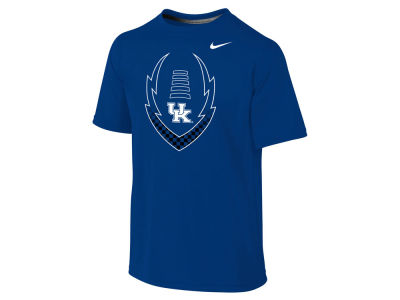 Kentucky Wildcats Nike NCAA Youth Legend Football Icon T-Shirt