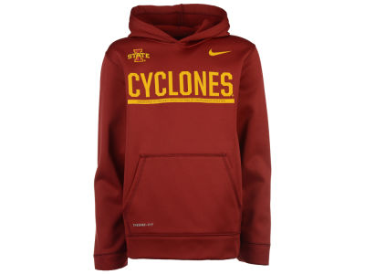 Iowa State Cyclones NCAA Youth Sideline KO Hoodie