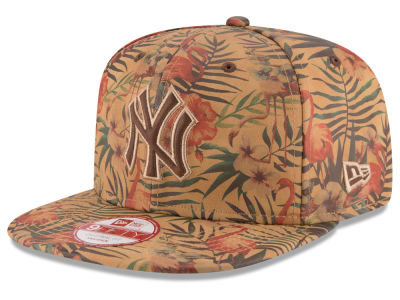 New York Yankees New Era MLB Vintage Trop 9FIFTY Snapback Cap