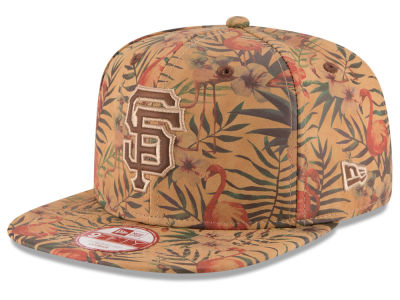 San Francisco Giants New Era MLB Vintage Trop 9FIFTY Snapback Cap