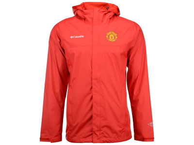 Manchester United Columbia Men's Club Team Watertight II Jacket