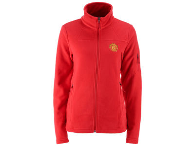 Manchester United Columbia Women's Club Team Fast Trek II Full Zip Fleece Jacket
