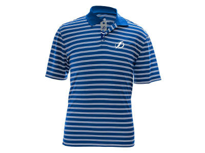 Tampa Bay Lightning NHL Men's Manning Team Bannaer Polo