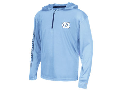 North Carolina Tar Heels Colosseum NCAA Youth Sleet Quarter Zip Hoodie