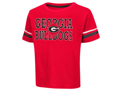Georgia Bulldogs Colosseum NCAA Toddler Touch Down T-Shirt