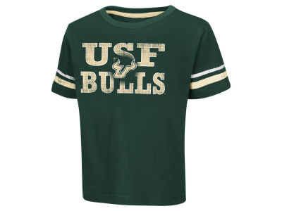 South Florida Bulls Colosseum NCAA Toddler Touch Down T-Shirt