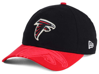 Atlanta Falcons New Era 2016 Women's NFL Sideline LS 9TWENTY Cap
