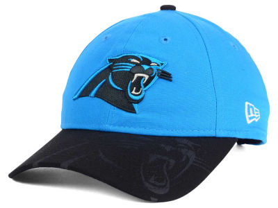 Carolina Panthers New Era 2016 Women's NFL Sideline LS 9TWENTY Cap