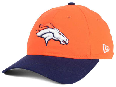 Denver Broncos New Era 2016 Women's NFL Sideline LS 9TWENTY Cap