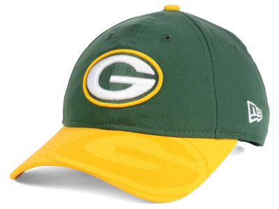 Green Bay Packers New Era 2016 Women's NFL Sideline LS 9TWENTY Cap